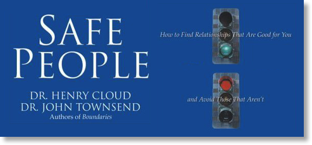 Cover of the Safe People book